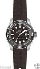 Invicta 20519 TI-22 Men's Titanium Black Polyurethane Strap 50mm Watch Automatic