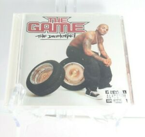The Game The Documentary Classic West Coast Hardcore Gangsta Rap Music CD