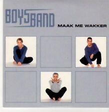 (BC912) Boys Band, Maak Me Wakker - 2000 CD