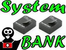 2x Batterie AHDBT-301 AHDBT-201 pour GoPro HD HERO 3+ HERO3+ White Silver Black
