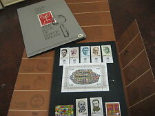 ISRAEL 1978 YEAR PACK YEAR BOOK STAMPS UM  COMMEMORATIVES WITH TABS