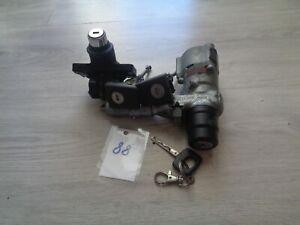 Mercedes W201 190 Zündschloss schaltergetriebe Benzine 1 Schlüssel n88