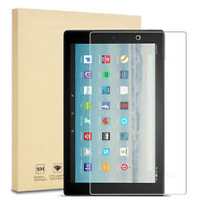 """Tempered Glass Guard Screen Protector For Amazon Fire HD 10 (2017) 10.1"""" Tablet"""