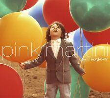 Pink Martini - Get Happy [New CD] Digipack Packaging