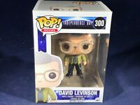 A1-87 FUNKO POP! - INDEPENDENCE DAY BOBBLEHEAD - EAVID LEVINSON - 300