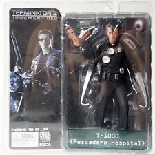 "NECA Terminator 2 S3 Series 3 T-1000 Pescadero Hospital 7"" Action Figure"