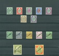 MALTA : Beautiful collection all Mint OG & in Very Fine Condition. SG Cat £1,537