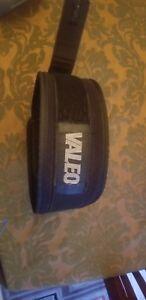 Valeo weight lifting belt