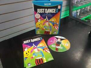 Just Dance 2015 WII U Fast & Free Delivery