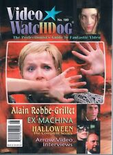 Video Watchdog #180 Alain Robbe-Grillet Halloween the Series Arrow Video 2015