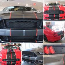 Viperstreifen Rennstreifen Aufkleber Rallystreifen Viper Auto Tuning für Ford
