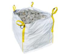 5 Stück Big Bag 1500kg - 90x90x90 cm   mit 4 Schlaufen BigBags  Steine Bag