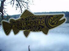 Fishpond Maori Trout Fly Fishing sticker