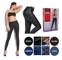 GATTA LEGGINGS New York Shiny Glossy Eco-leather flexible latex S M L XL