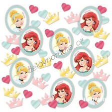 Disney Princess Themed Birthday Party Supplies Decoration Table Scatter Confetti