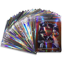 70X New English Pokemon Lot 69 PCS GX Card+1PC Trainer Set Pokémon Go Cards