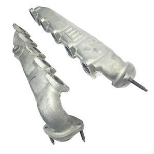 Exhaust Manifolds Pair 6.8L V10 LH+RH 2000-19 Ford F250SD F350SD F450SD F550SD