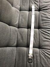G-Star Raw Wide White  Belt size M
