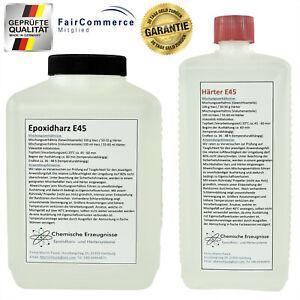 1,8 - 20,2Kg EP-Harz Epoxidharz GFK  Epoxydharz Epoxi Laminierharz Top-Qualität