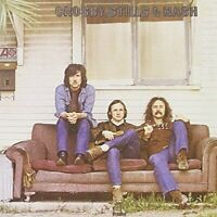 Crosby Stills And Nash Remastered And Expanded CD