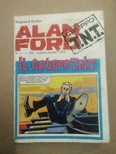 ALAN FORD - Il Gruppo T. N. T. Ristampa N.ro 1  Maggio 1973 OTTIMO +++++