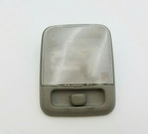 2005 05 Nissan Altima Overhead Light Dome Roof Lamp Rear Interior Gray Stock OEM