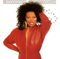 Millie Jackson - The Tide Is Turning (CD-Album / JIVE 1103-2-J) 1988