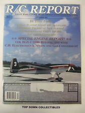 R/C Report Magazine  Dec. 1992  Product Test Report/Great Planes' Spirit 100