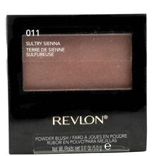 New Revlon Powder Blush - Sultry Sienna 011