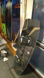 Crazy Fly Raptor Ltd  Kiteboard 140cm Complete 2020