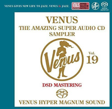 V.A.-VENUS THE AMAZING SUPER AUDIO CD SAMPLER VOL.19-JAPAN SACD J76