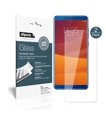 2x Lenovo K5 Play Protector de Pantalla Vidrio Flexible Cristal Proteccion 9H
