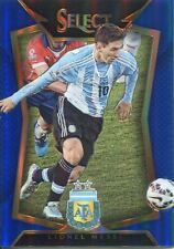 Panini Select Soccer 2015 Blue Base Card #65 Lionel Messi - Argentina