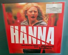 Hanna Limited Red Vinyl Soundtrack Music By Chemical Brothers Lp