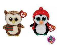 Christmas Current Ty Beanie Babies