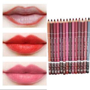1PC Women Lip Liner Pencil Professional Long Lasting Lip Liner Pencil Waterproof