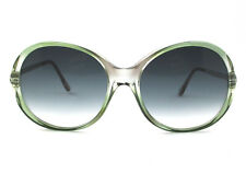 occhiale da sole Personal vintage donna mod. 9752 col. acciaio/trasp.sfum.verde