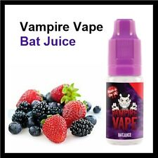 Vampire Vape *4 x 10ml - Bat Juice 12mg E-Liquid