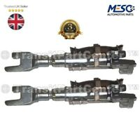 A PAIR OF BRAKE DRUM SHOES ADJUSTER FORD TRANSIT CONNECT FIESTA PUMA