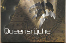 Queensryche Q2K Rare promo sticker + Mindcrime at the Moore postcard