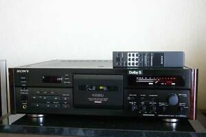 Sony TC-K333ESJ Cassette Deck tape recorder Refurbished only a main part rare