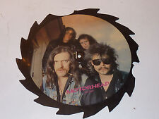 MOTORHEAD TTS 1007 limited edition interview picture disc ENGLAND LP metal 1988