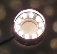 Ringleuchte Auflichtleuchte Ringlicht * Mikroskopie Makrofoto Stereomikroskop