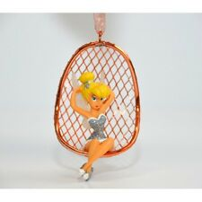Disneyland Paris Tinker Bell in a Chair Christmas Ornament (2594)