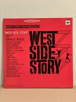 West Side Story (Original Sound Track Recording) Gatefold Vinyl LP 1965 (LP366)