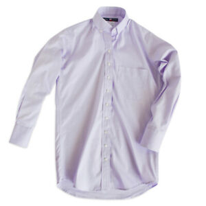 The Pillow Bar - Boyfriend Shirt - Lavender - Large