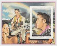 Central African Rep - The 9th Anniversary of the Death of Elvis Presley - MNH
