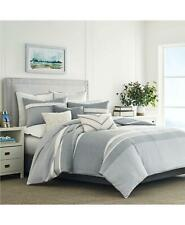 Nautica Clearview Cotton 2 Piece Twin Comforter Set Grey