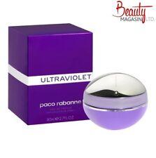 3778da560 PACO RABANNE ULTRAVIOLET FOR WOMEN 80ML EAU DE PARFUM SPRAY BRAND NEW &  SEALED