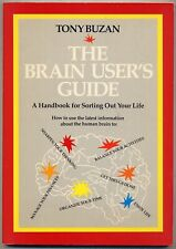 Tony BUZAN / Brain User's Guide A Handbook for Sorting Out Your Life 1983